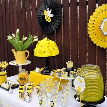 Bee Party czyli Urodziny Pszczółkowe