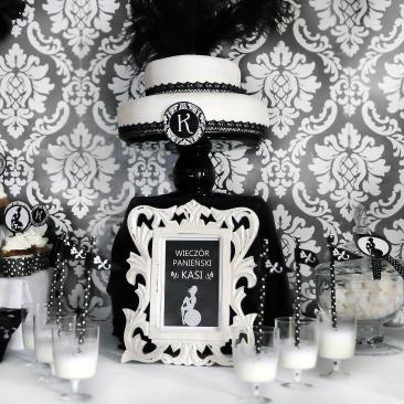 Black&White – Wieczór Panieński