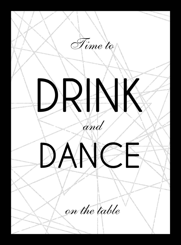plakat-drink-and-dance