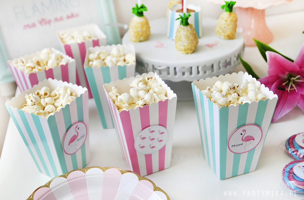 flamingo-party-popcorn-box-printables