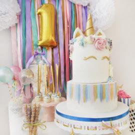 Unicorn party- wymarzone przyjęcie z jednorożcem!