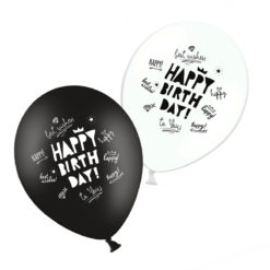 balony happy Bday