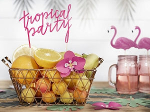napis-na-tort-tropical-party