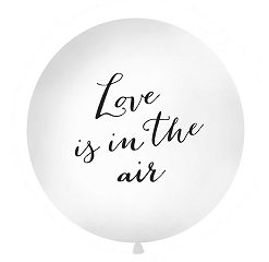 balon xxl love is in the air
