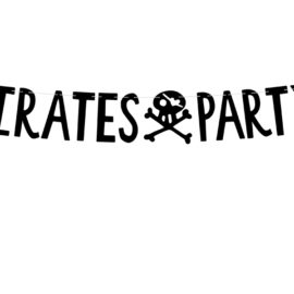 girlanda piraci pirates party